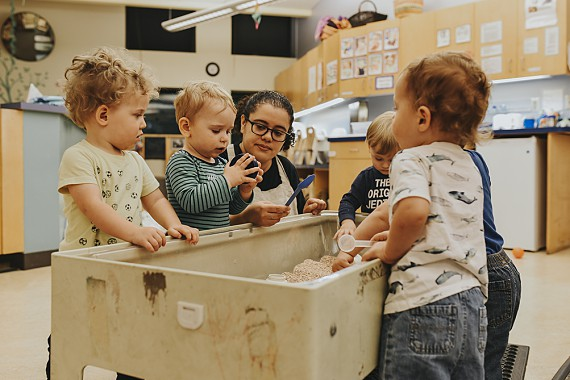 Oregon's Infant-Toddler Care Dilemma: Providing Quality Care at an Affordable Cost