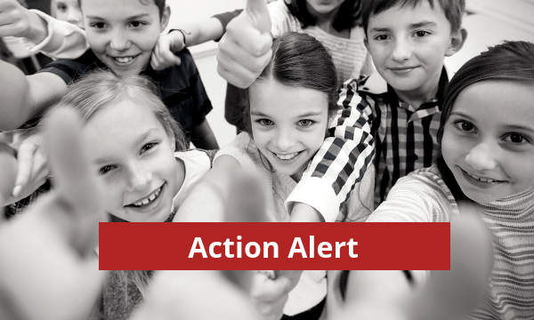 Tell Senator Merkley to Increase Funding for Child Care!