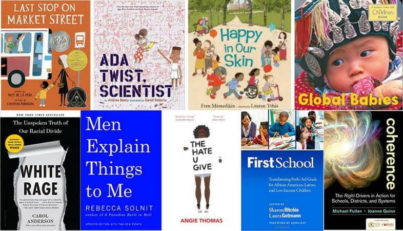 30 Book Recommendations for Kids and Adults from CI Staff