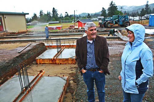 Coquille district reinvents itself with early childhood education