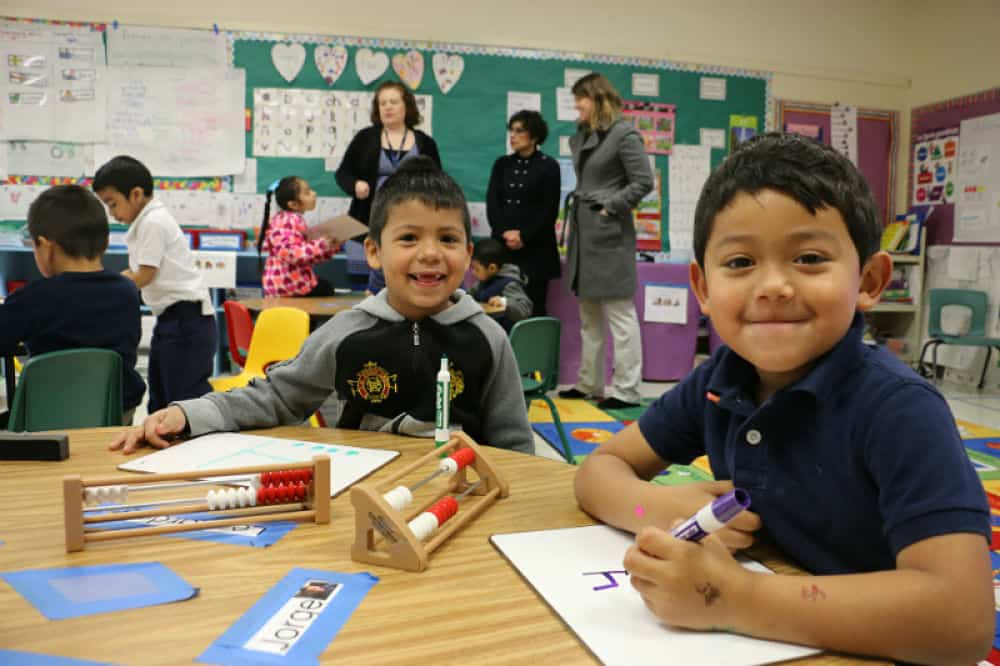 Oregon's Fastest Growing Population of Young Students: Dual Language and English Language Learners
