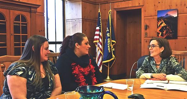 From Yoncalla to Salem: Parent Voices Drive Advocacy