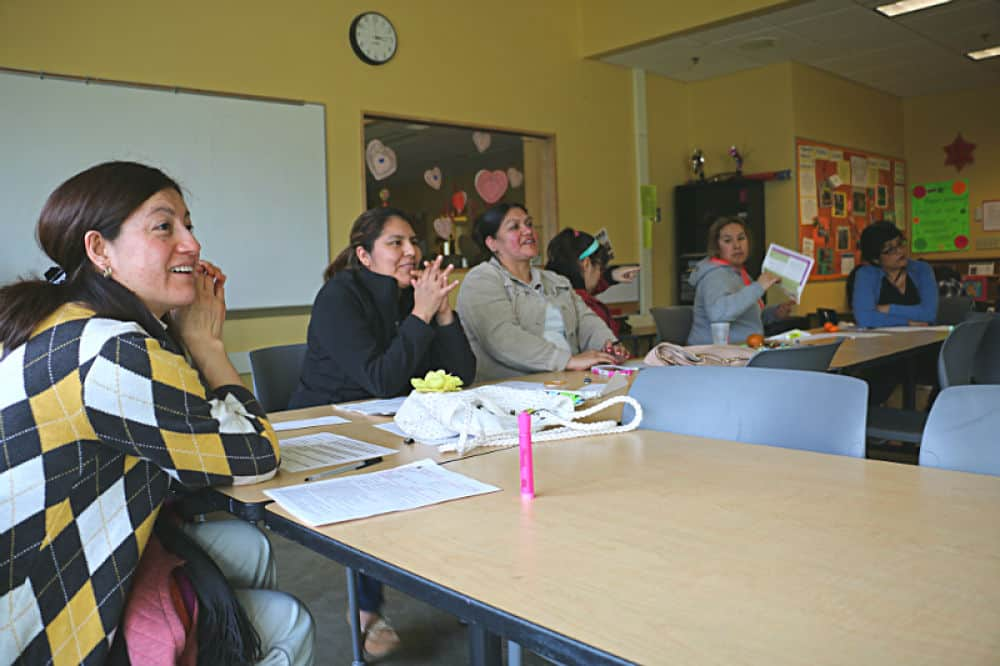 Earl Boyles Elementary Engages Parents From Linguistically Diverse Communities