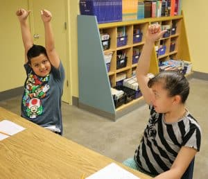Summer Reading at Earl Boyles Strengthens Literacy in Young Learners