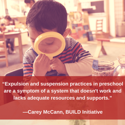 What We Talk About When We Talk About Preschool Expulsion