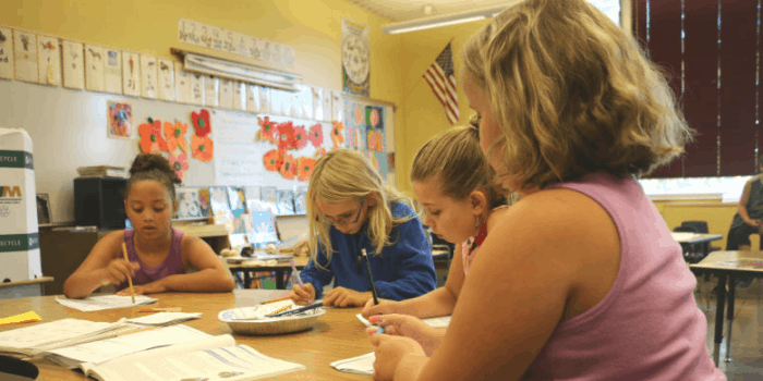For Kids Going Back to School, Summer Experiences Matter
