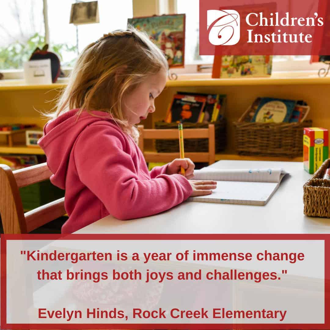 what do kindergarten teachers teach