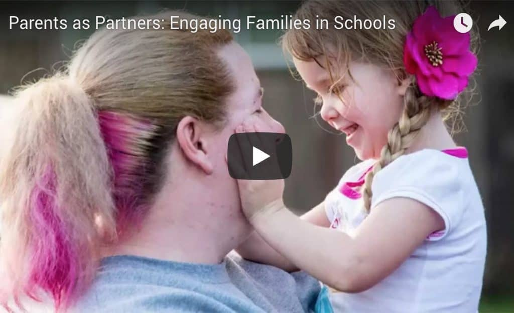 Parents as Partners: Engaging Families in Schools