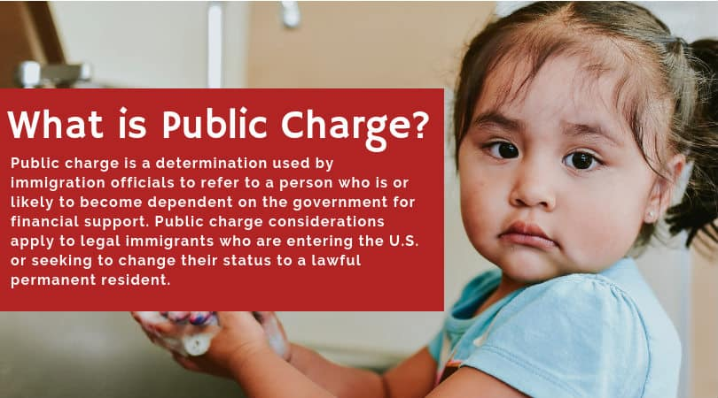 Help Stop Proposed Changes to the Public Charge Rule