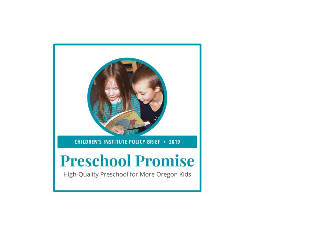 Preschool Promise