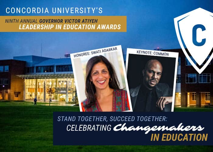 Swati Adarkar to Receive Leadership in Education Award