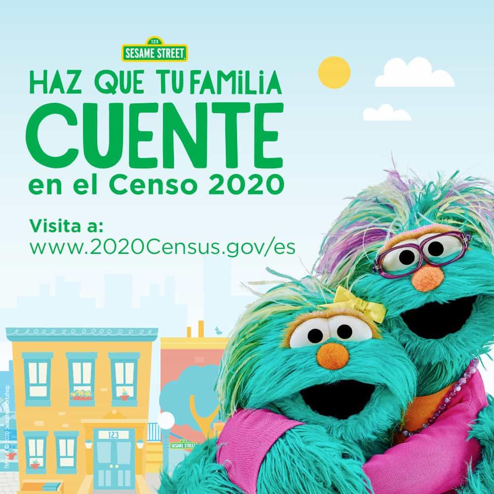 sesame street census