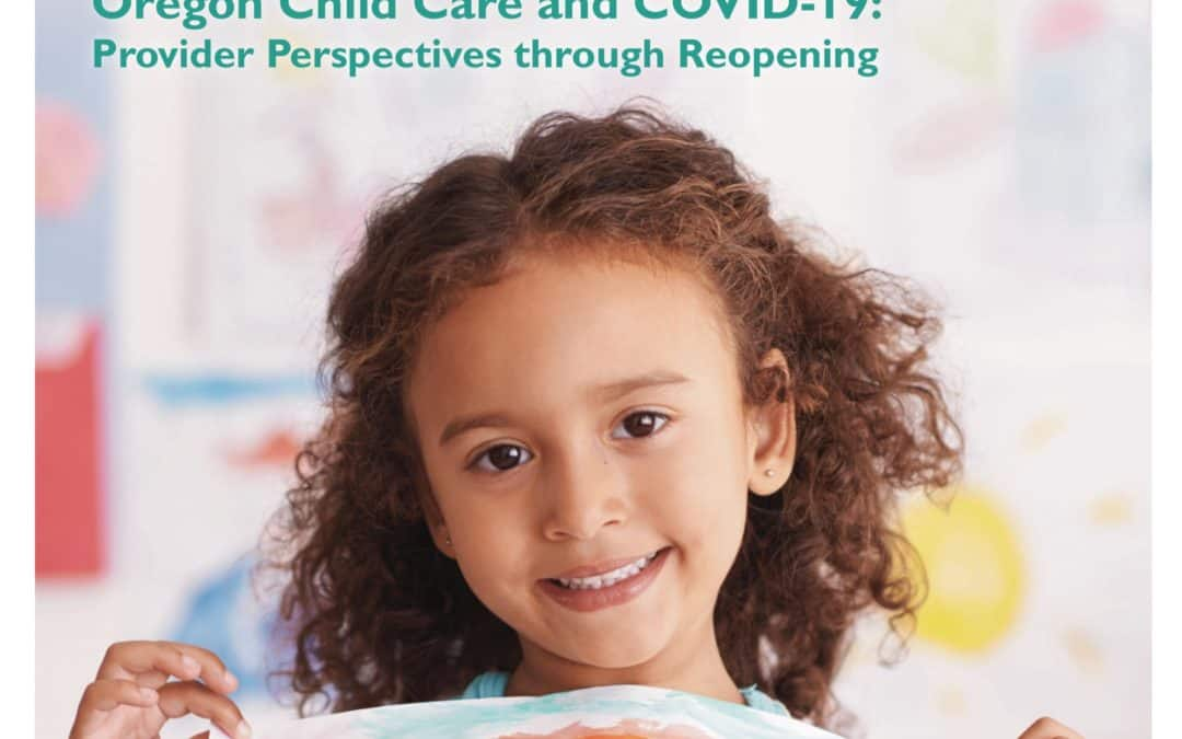 Child Care Reopen Survey Reflects Concern for Health, Financial Instability