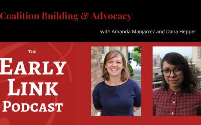 Podcast: Coalition Building & Advocacy with Amanda Manjarrez and Dana Hepper