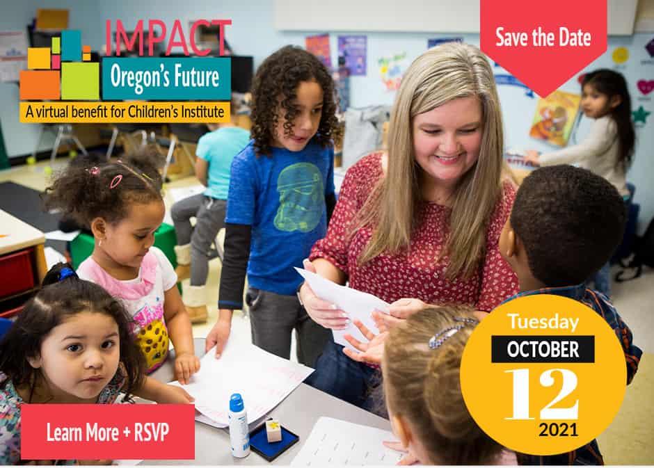 Impact Of Oregon's Future